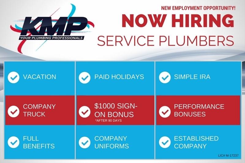Plumbing jobs dfw